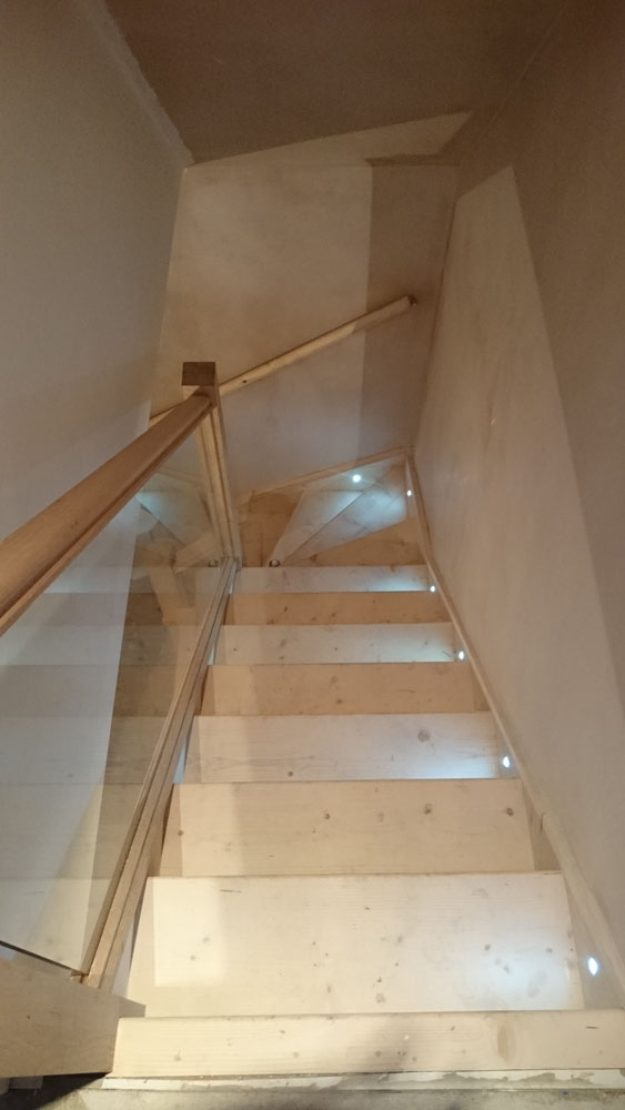 repair staircase
